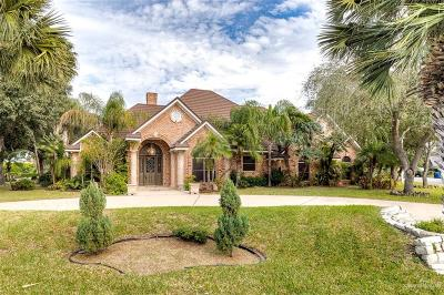 McAllen Single Family Home For Sale: 309 Quail Avenue
