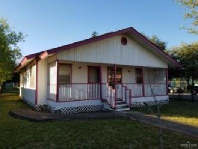Weslaco Single Family Home For Sale: 217 W Huisache Street