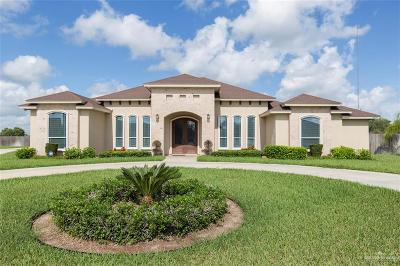 Harlingen Single Family Home For Sale: 4604 Algodon Court