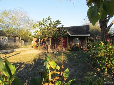 Weslaco Single Family Home For Sale: 619 S Indiana Avenue