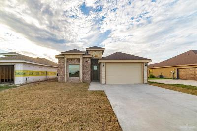 Weslaco Single Family Home For Sale: 2316 Lupita Street