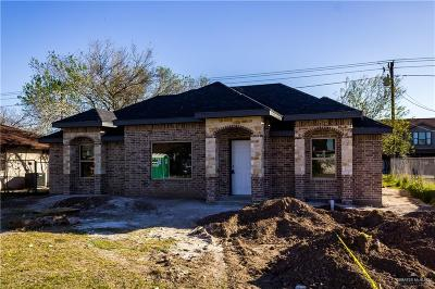 San Juan Single Family Home For Sale: 209 Garfield Street