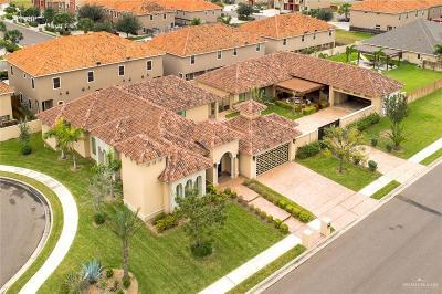 McAllen Single Family Home For Sale: 1328 E Myrtle Beach Avenue