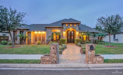 Pharr Single Family Home For Sale: 1200 Grosbeak Drive