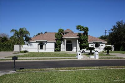 Mission Single Family Home For Sale: 1611 Sheri Lee Drive