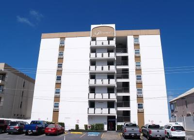 South Padre Island TX Condo/Townhouse For Sale: $190,000
