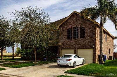 McAllen Single Family Home For Sale: 10520 N 23rd Lane