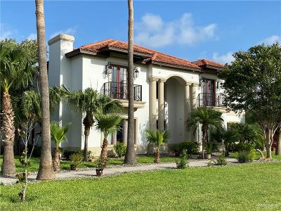 McAllen Single Family Home For Sale: 6001 N Ware Road
