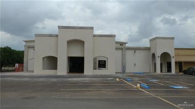 San Juan Commercial For Sale: 1101 E Fm 495