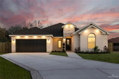 Mission Single Family Home For Sale: 3404 E Driftwood Court
