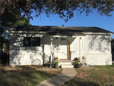 Weslaco Single Family Home For Sale: 715 S Indiana Avenue