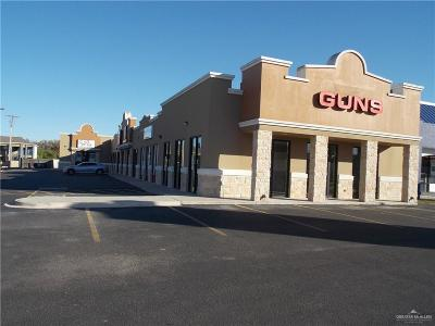 McAllen Commercial For Sale: 605 S 10th Street