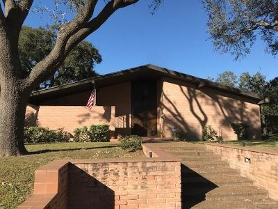 Weslaco Single Family Home For Sale: 912 W 9th Street