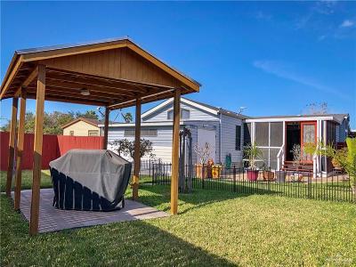 Pharr Single Family Home For Sale: 2704 Atlanta Drive