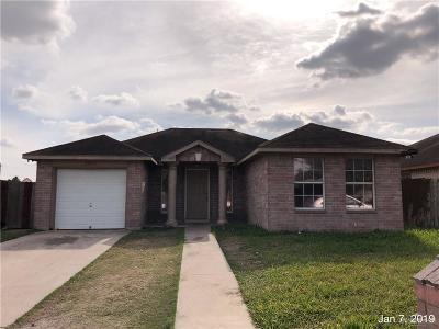 Pharr Single Family Home For Sale: 1300 E San Pedro Street