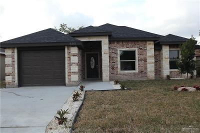 Pharr Single Family Home For Sale: 6902 Primavera Street
