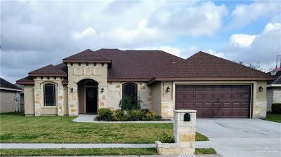 Harlingen Single Family Home For Sale: 23717 Sun Chase Circle