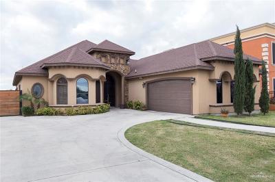 Alamo Single Family Home For Sale: 1403 Seminole Valley Drive