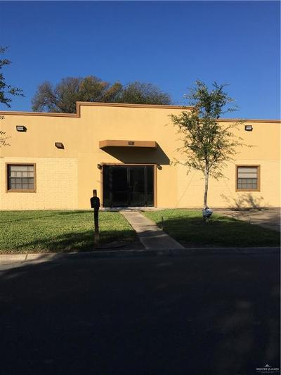 McAllen Commercial For Sale: 1311 N 24th Street