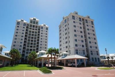 South Padre Island TX Condo/Townhouse For Sale: $895,000
