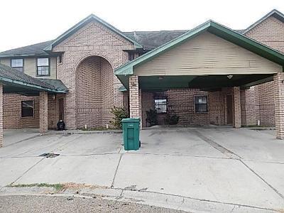 Pharr Condo/Townhouse For Sale: 2619 Melanie Drive