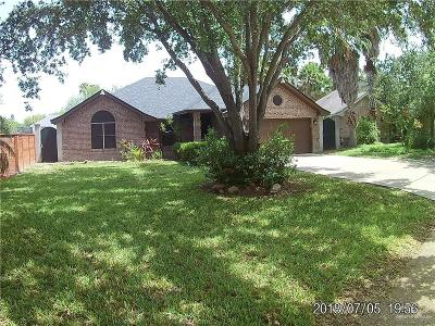 McAllen Single Family Home For Sale: 2007 W Verdin Avenue