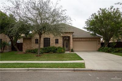 Mission Single Family Home For Sale: 3701 Santa Olivia