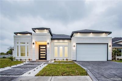 Pharr Single Family Home For Sale: 5505 N Mockingbird Avenue