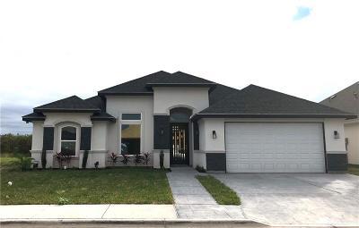 Pharr Single Family Home For Sale: 805 W Arapaho Avenue