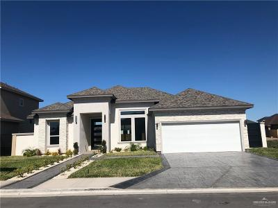 Pharr Single Family Home For Sale: 908 Cheyenne Avenue