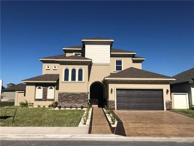 Pharr Single Family Home For Sale: 910 Cheyenne Avenue