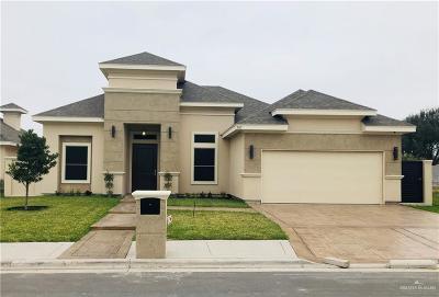 Pharr Single Family Home For Sale: 907 W Arapaho Avenue