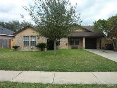 Mission Single Family Home For Sale: 905 Stonegate Drive