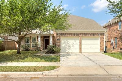Mission Single Family Home For Sale: 3007 San Angelo Street