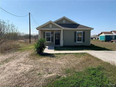 Cameron County Single Family Home For Sale: 21480 La Cipres Boulevard