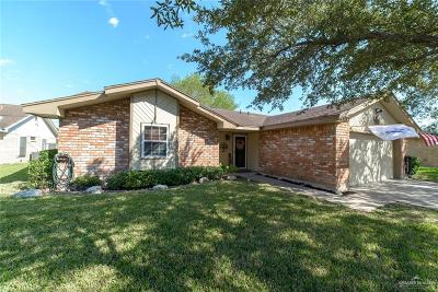 Harlingen Single Family Home For Sale: 982 Bluebonnet Drive