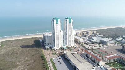 South Padre Island TX Condo/Townhouse For Sale: $500,000