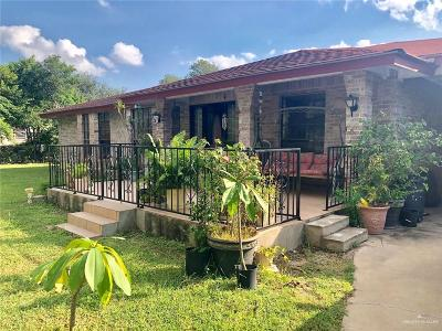 McAllen Single Family Home For Sale: 3413 Francisca Avenue