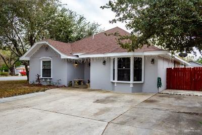 San Juan Single Family Home For Sale: 401 W 12th Street