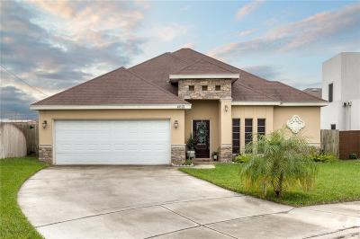 McAllen TX Single Family Home For Sale: $174,500