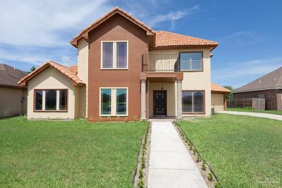 Weslaco Single Family Home For Sale: 3808 Rico Street