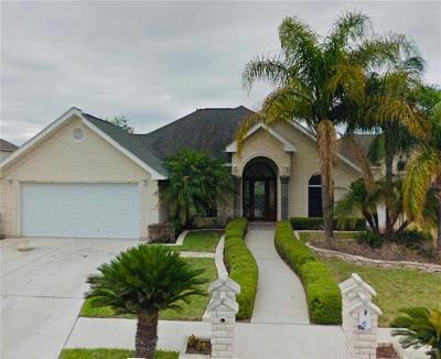 McAllen TX Single Family Home For Sale: $155,900