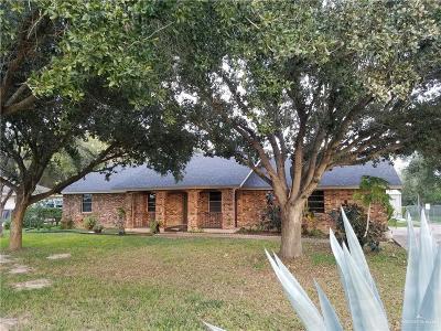 McAllen TX Single Family Home For Sale: $229,000