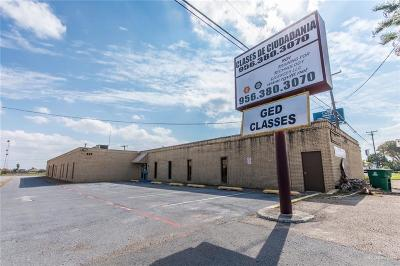 Weslaco Commercial For Sale: 615 S Fm 1015