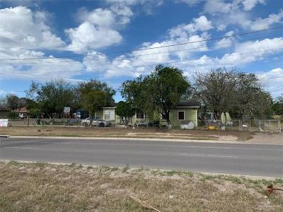 Alamo Single Family Home For Sale: 614 N Frontage Road