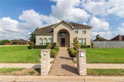 Brownsville Single Family Home For Sale: 2403 Deer Trail