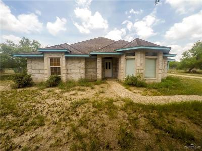 Weslaco Single Family Home For Sale: 15003 N Fm 88 Highway