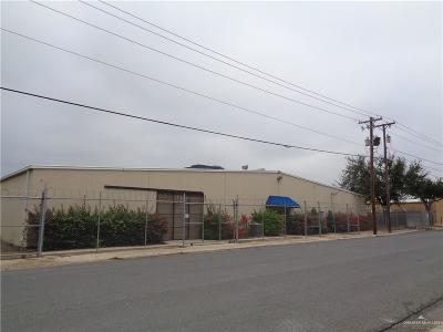 McAllen Commercial For Sale: 201 S 20th Street