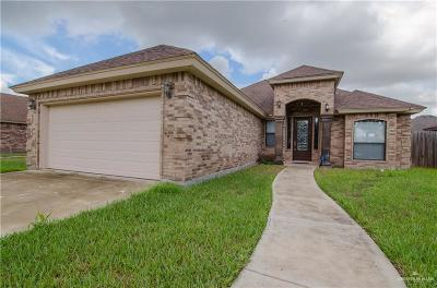 McAllen TX Single Family Home For Sale: $139,000