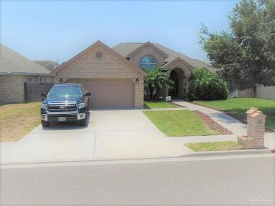 McAllen Single Family Home For Sale: 9113 N 27th Street